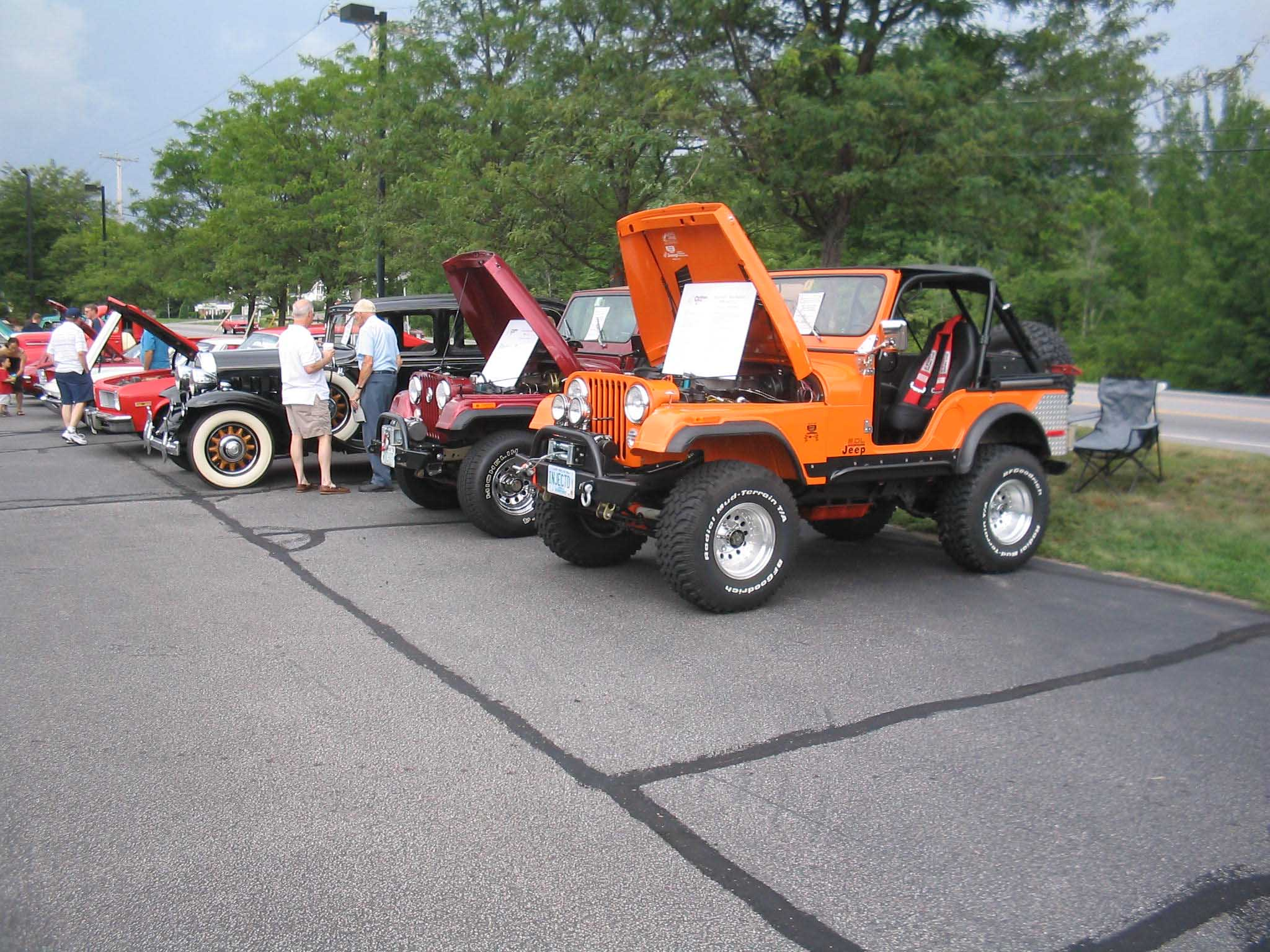 Certifiablejeepcom Completed Bedford NH Historical Society - Nh car show bedford