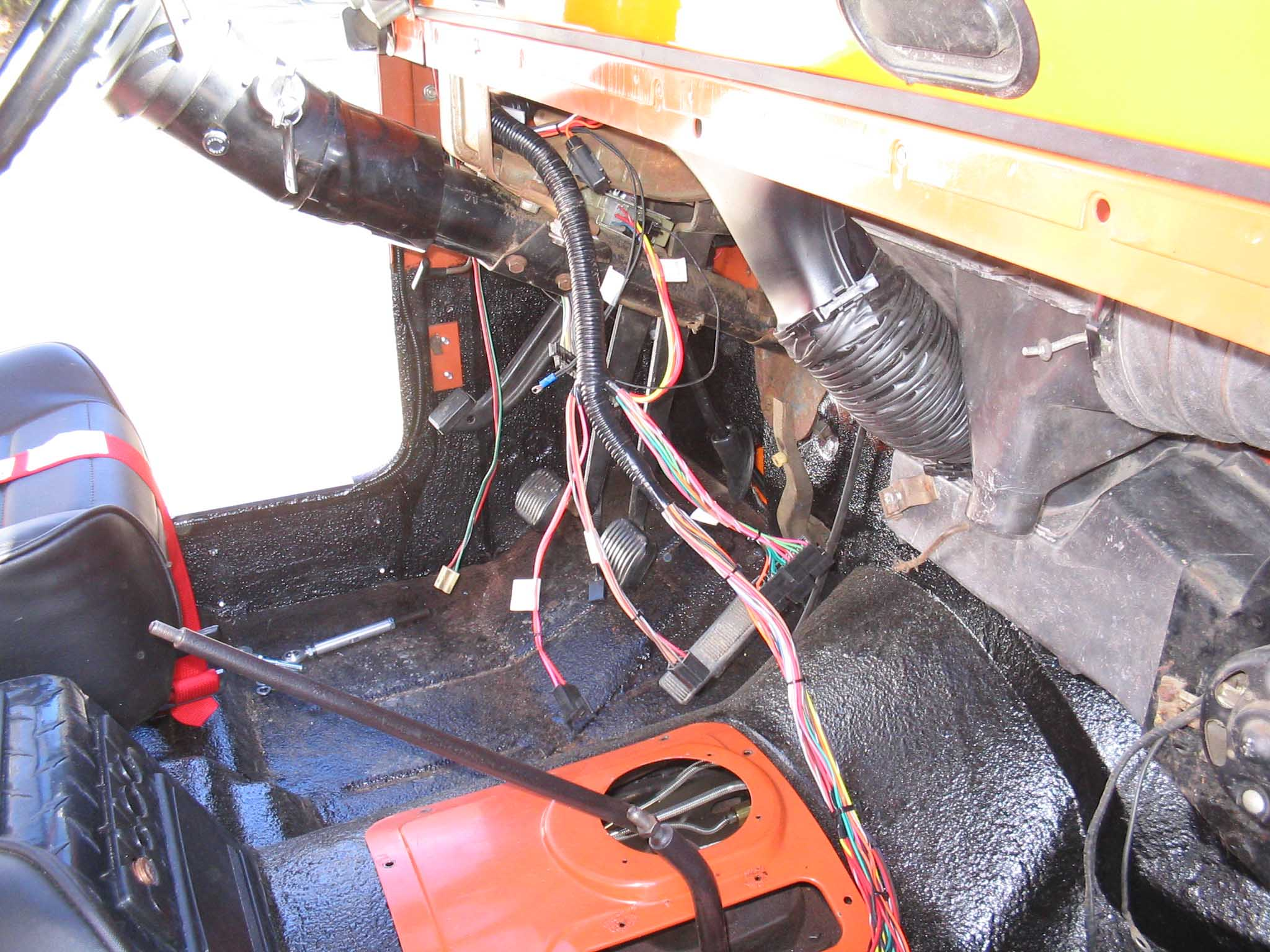 Certifiablejeep Com - Painless Wiring Harness